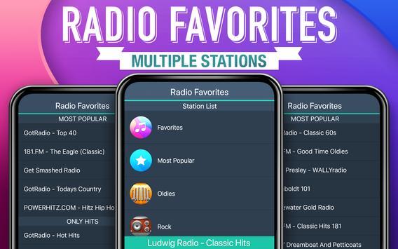 Radio Favorites 포스터