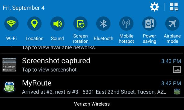 MyRoute Screenshot 8