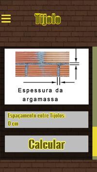 Orçamento para Tijolo screenshot 2