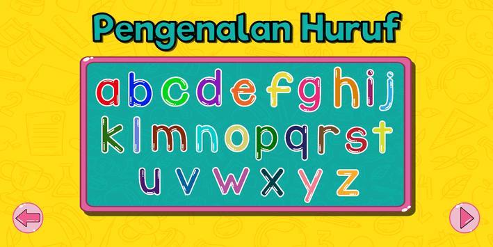 Anak2U - Mari Belajar Membaca screenshot 1