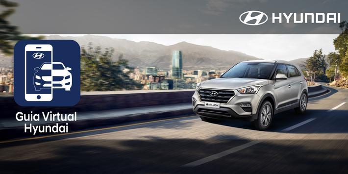 Guia Virtual Hyundai poster