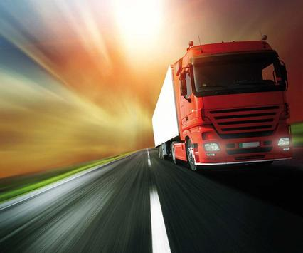Truck Highway Racing Jigsaw screenshot 1