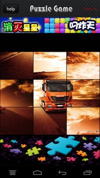 Truck Highway Racing Jigsaw screenshot 2