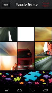 Truck Highway Racing Jigsaw screenshot 3