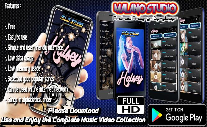 The Best Of Halsey Music Collection for Android - APK Download
