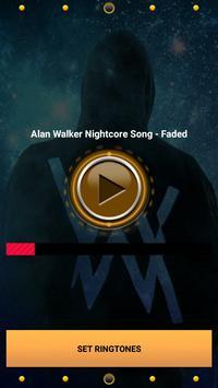 Alan Walker Nightcore Song Ringtones screenshot 6