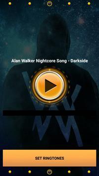Alan Walker Nightcore Song Ringtones screenshot 9