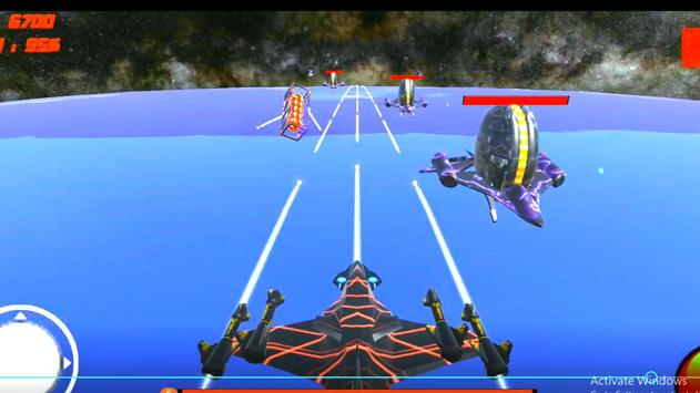 Space Bots 3D Trial v1.0: Space Alien Shooter Game screenshot 2