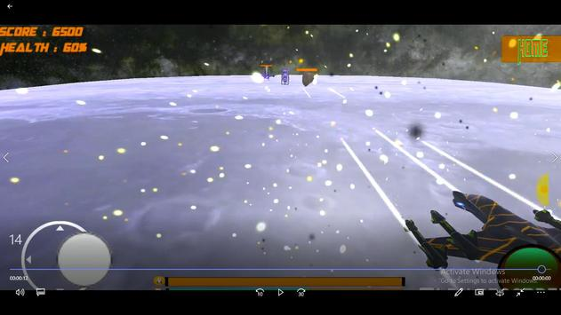 Space Bots 3D Trial v1.0: Space Alien Shooter Game screenshot 7