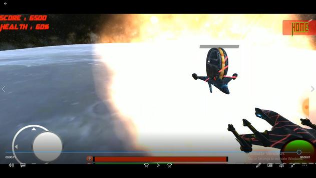 Space Bots 3D Trial v1.0: Space Alien Shooter Game screenshot 6