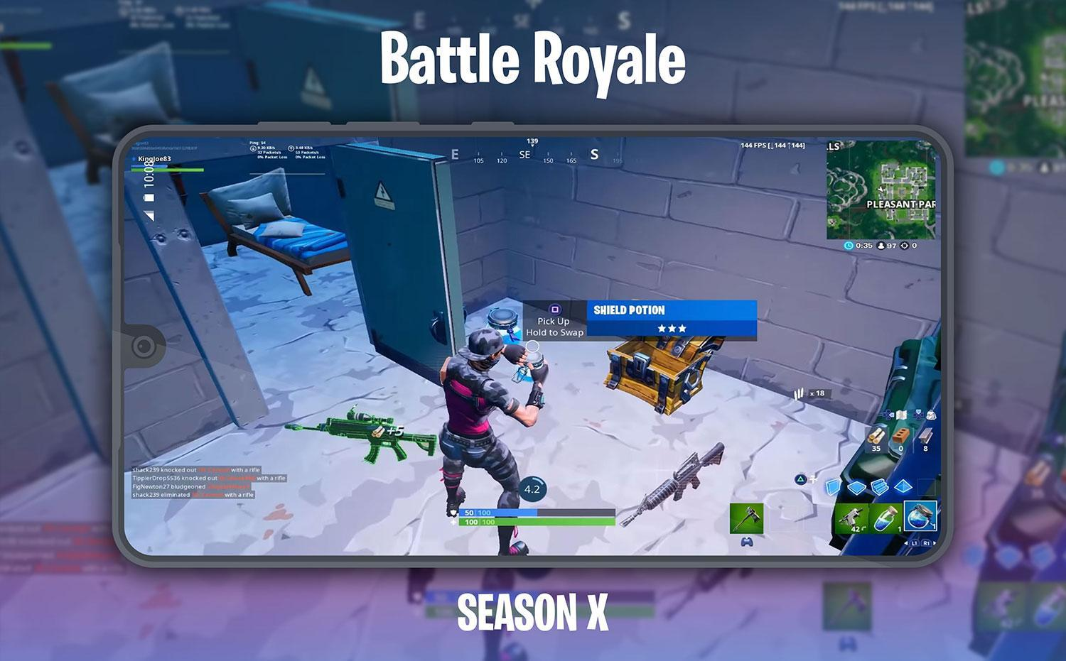 Battle Royale Chapter 2 Hd Wallpapers For Android Apk Download