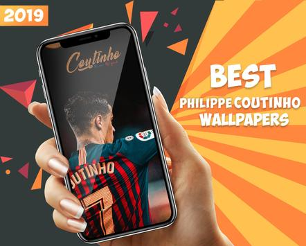 Philippe Coutinho HD Wallpapers poster