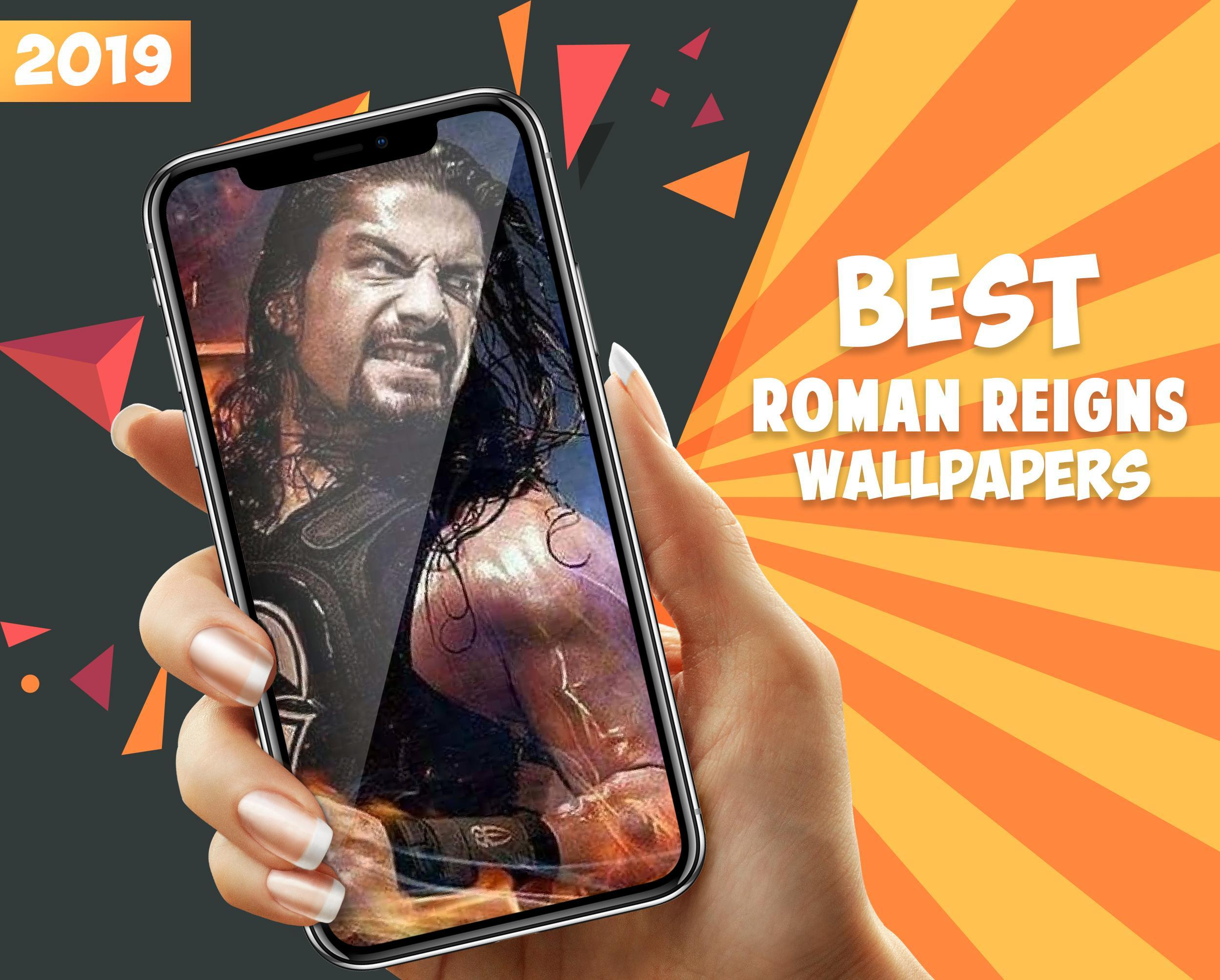 Roman Reigns Hd Wallpapers 2019 For Android Apk Download