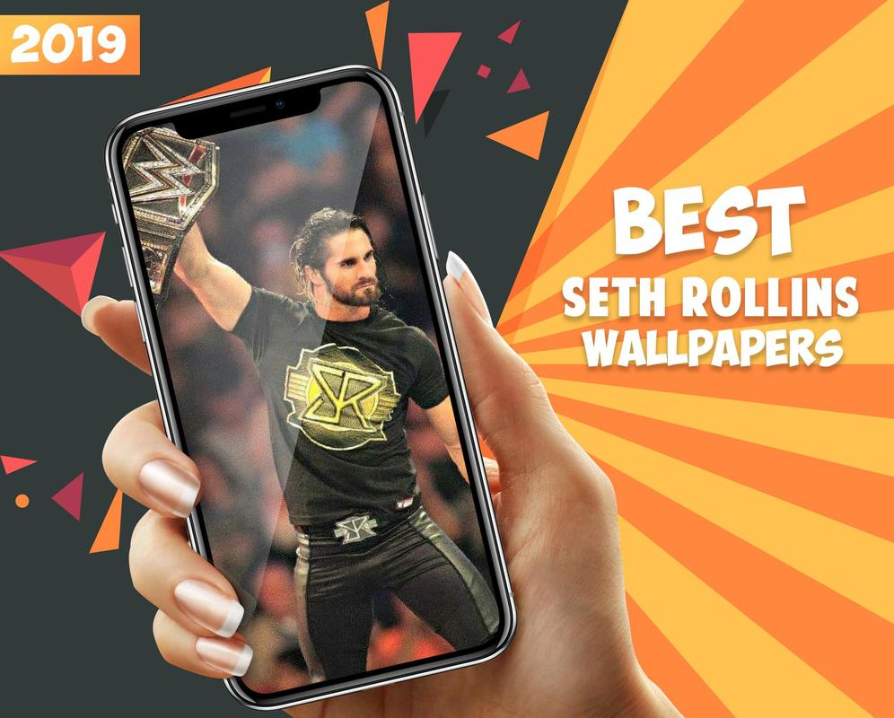 Seth Rollins Hd Wallpapers 2019 For Android Apk Download