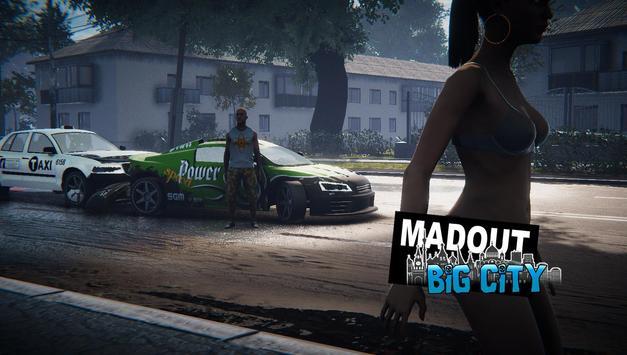 MadOut2 BigCityOnline الملصق
