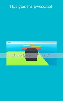 Leaping Cube screenshot 1