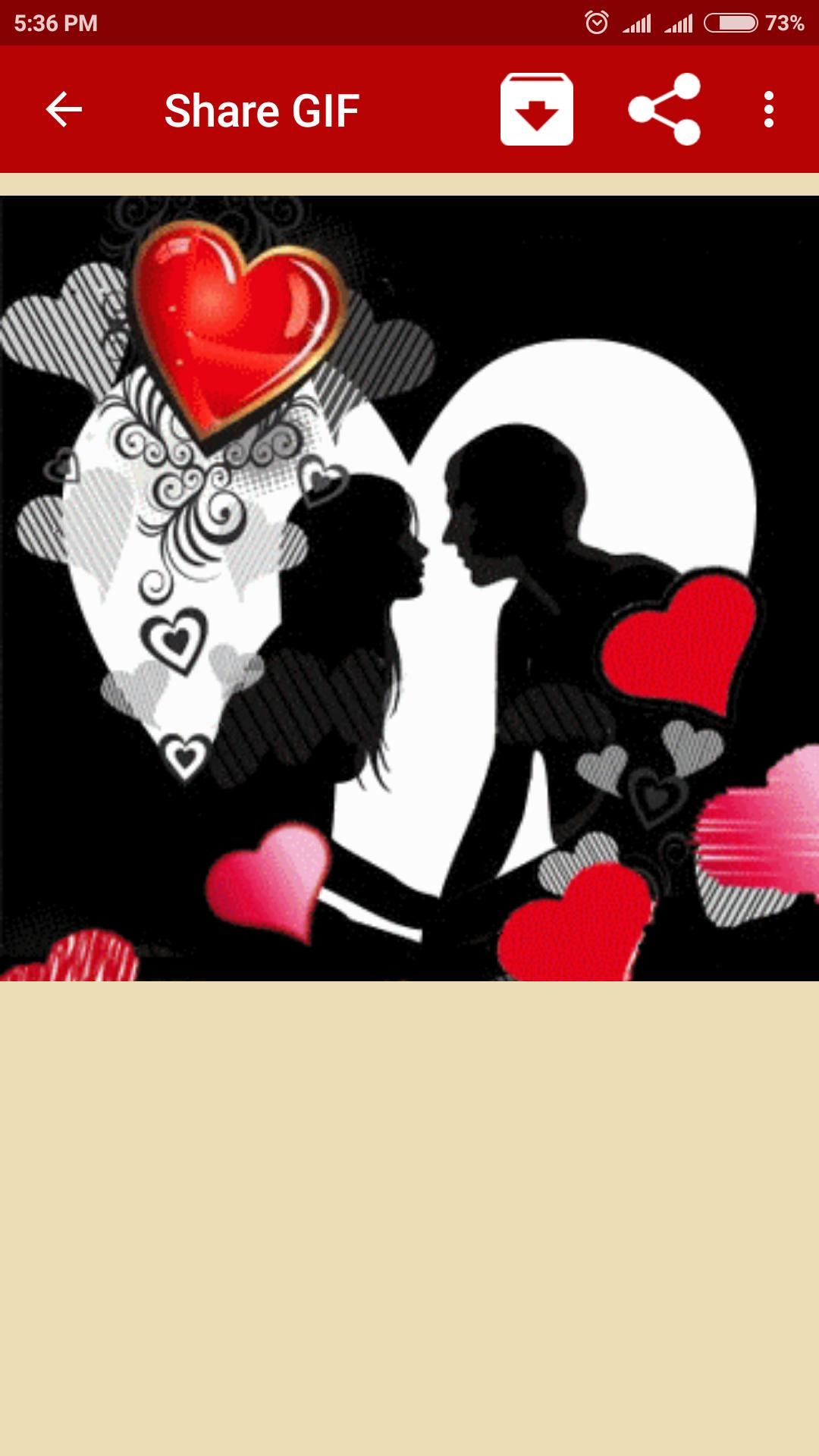 Romantic Love Gif For Android Apk Download