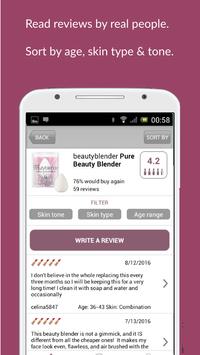 ... MakeupAlley Product Reviews screenshot 2 ...