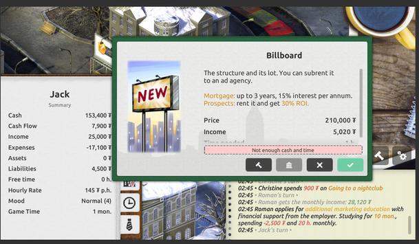 Time and Money: Timeflow screenshot 3