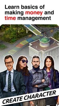 Timeflow: Time is Money Sim poster