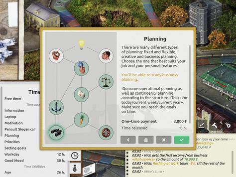 Timeflow: Time is Money Sim screenshot 14