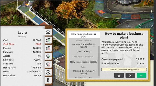 Time and Money: Timeflow screenshot 4