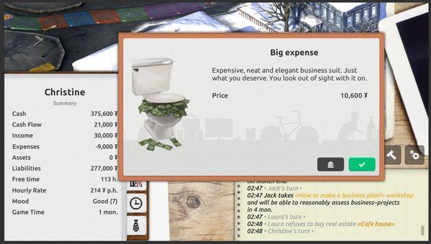 Time and Money: Timeflow screenshot 5