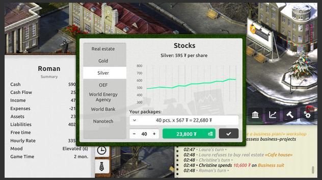 Time and Money: Timeflow screenshot 6