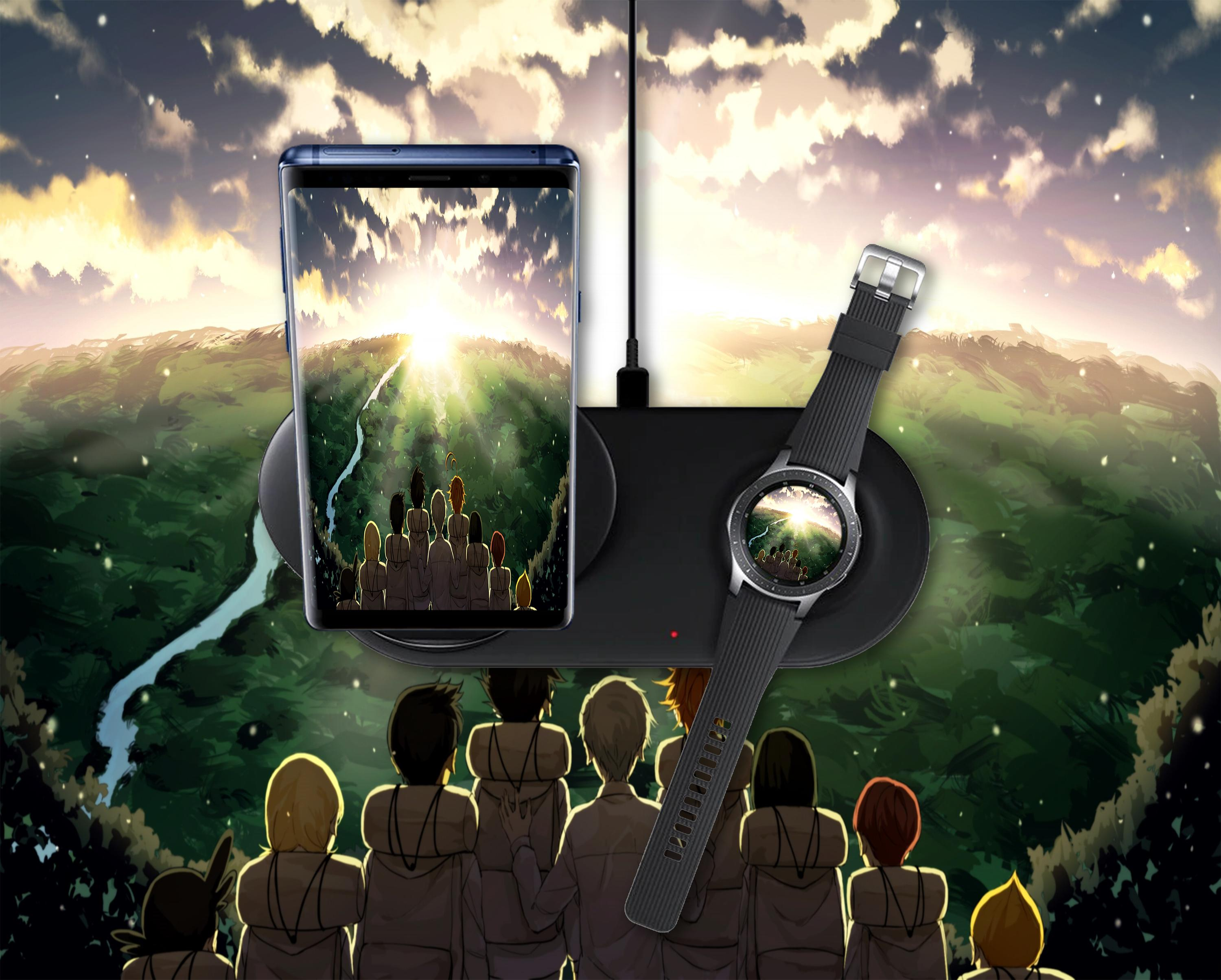 The Promised Neverland Wallpaper For Android Apk Download