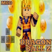 Saiyan Mod for Minecraft PE icon