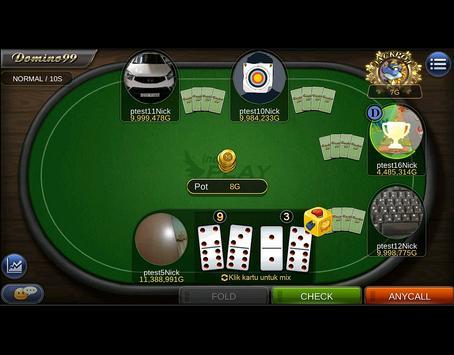 NEW Mango Domino 99 - QiuQiu screenshot 4