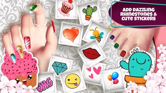 Manicure and Pedicure Games: Nail Art Designs screenshot 3
