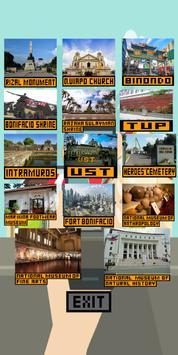 Manila Historical Guide Application screenshot 2