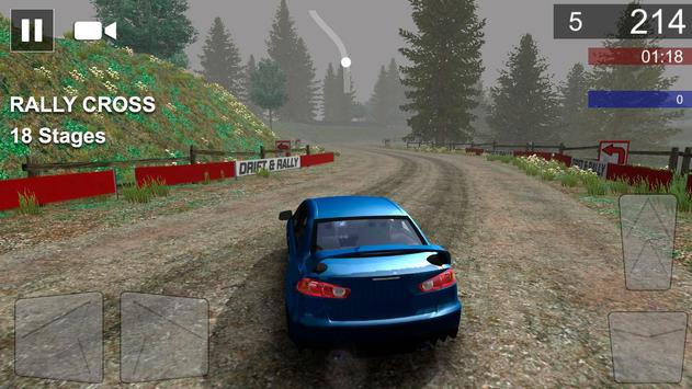 Rally Championship تصوير الشاشة 5