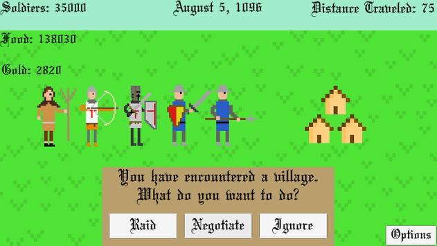 The Crusades screenshot 2