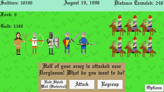 The Crusades screenshot 3