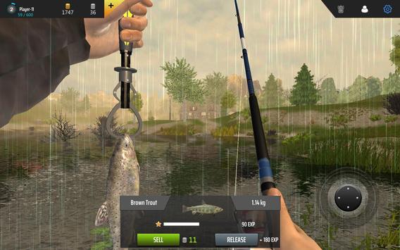 Professional Fishing capture d'écran 15