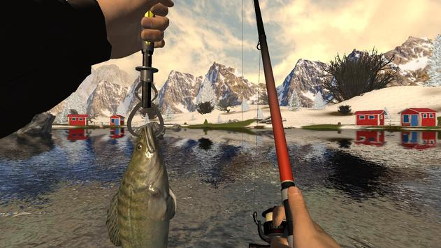 Professional Fishing capture d'écran 1