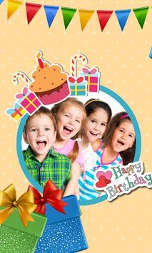 Birthday Photo Frames screenshot 2