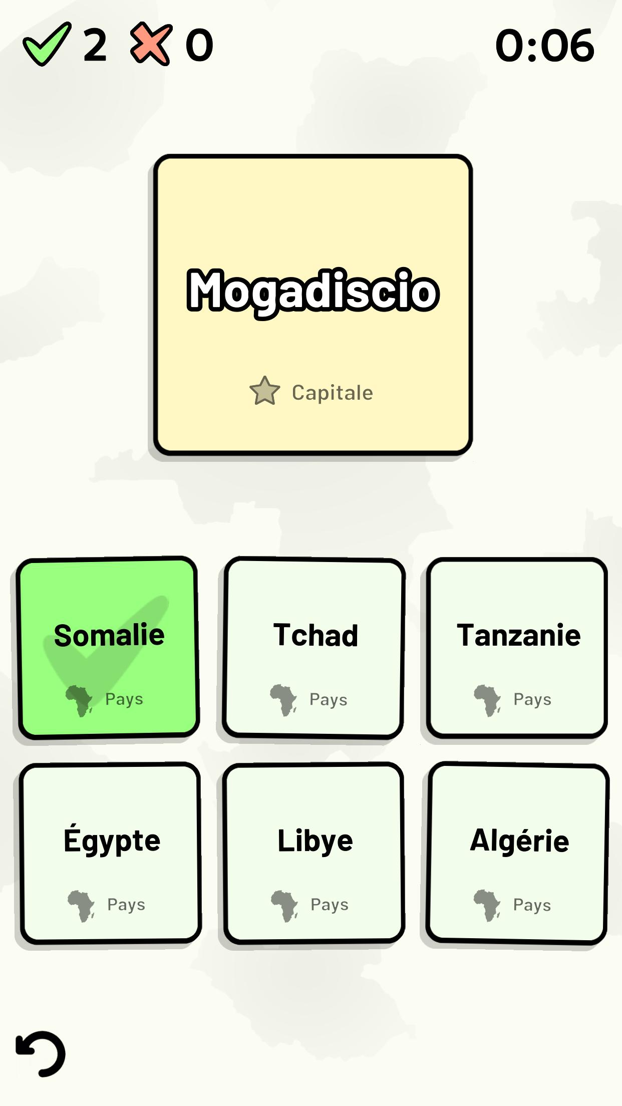 Carte Afrique Quiz.Pays D Afrique Quiz Cartes Capitales Drapeaux Pour