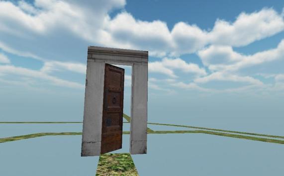 Labyrinth sky 3D screenshot 1