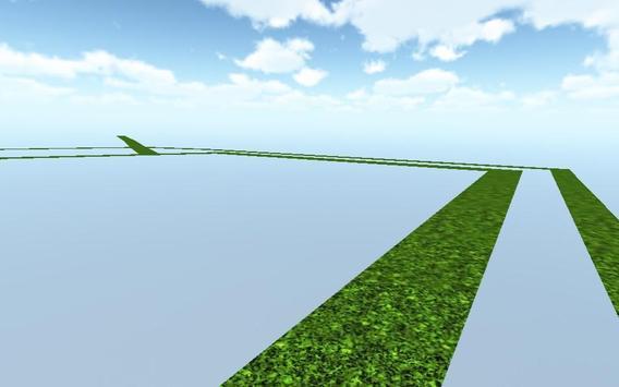 Labyrinth sky 3D screenshot 2