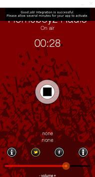 Homeboyz Radio HBR screenshot 1