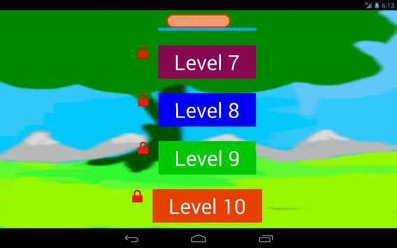 Seventh Grade Kids Math Guru-L screenshot 5