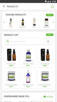 Medicive Application screenshot 1
