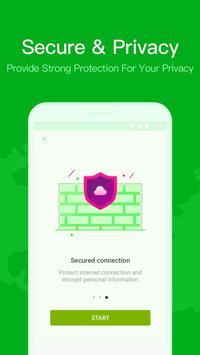 MAX VPN Free VPN Proxy Server, Hotspot VPN Service screenshot 4