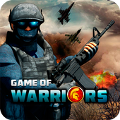 The Game of Warriors:Compete Like a Real Soldier icon