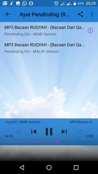 RUQYAH - Pendinding Diri & Kediaman(Pengusir Jin) screenshot 10