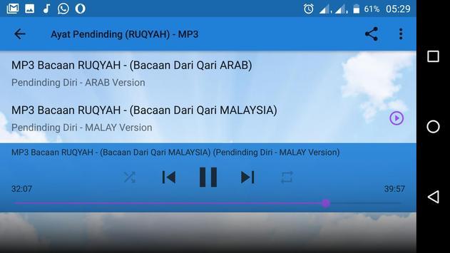 RUQYAH - Pendinding Diri & Kediaman(Pengusir Jin) screenshot 19