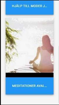 Avalonskolans meditationer screenshot 1